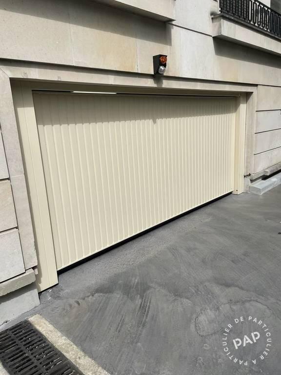 Vente Garage, parking Paris 16E (75016)