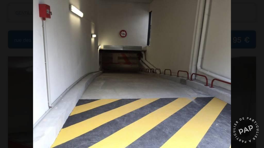 Location Garage, parking Gentilly (94250)
