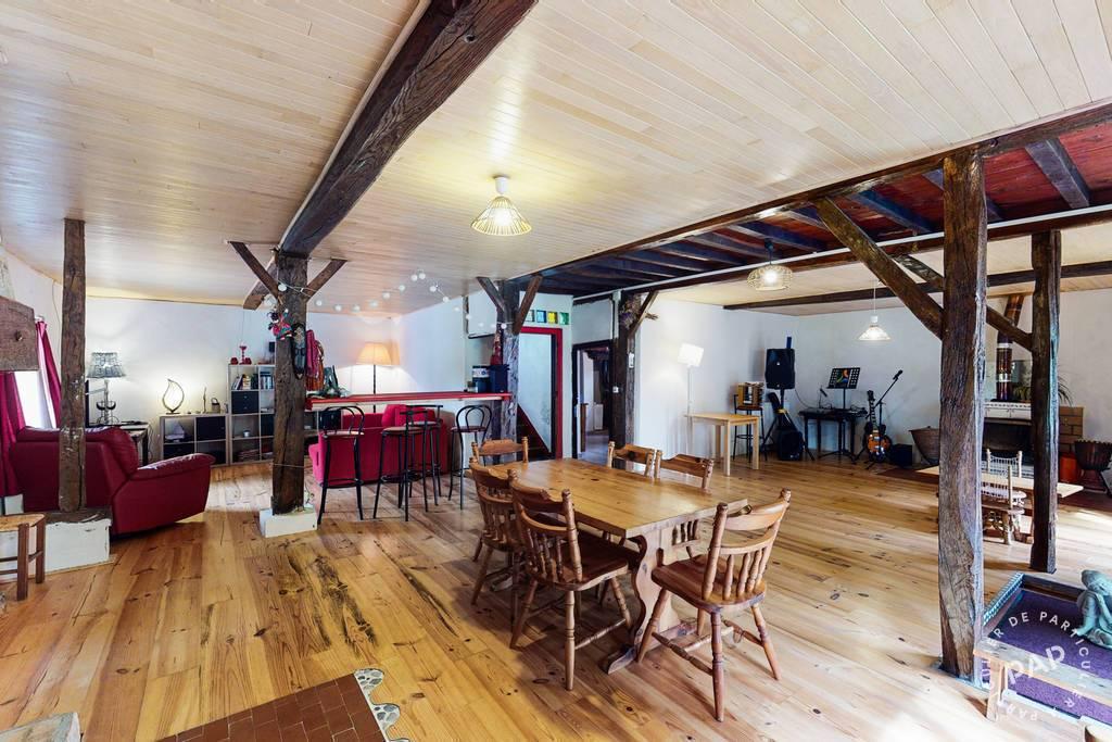 Vente immobilier 275.000€ Castelner (40700)