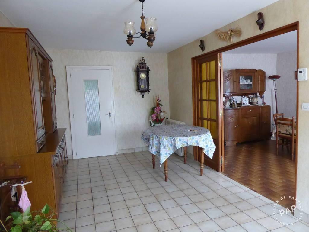 Vente immobilier 166.000€ La Chapelle-Glain (44670)