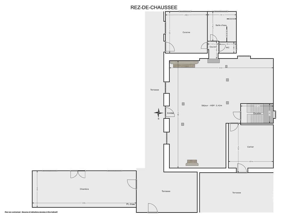 Vente Maison Castelner (40700) 200m² 275.000€