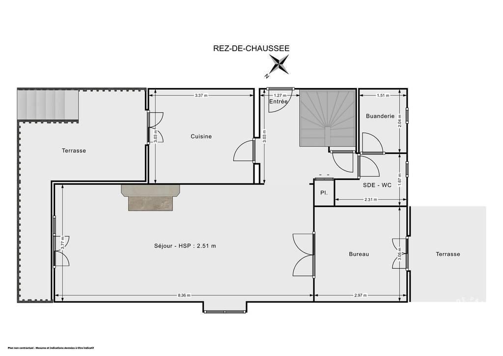 Vente Maison Gagny (93220) 107m² 425.000€