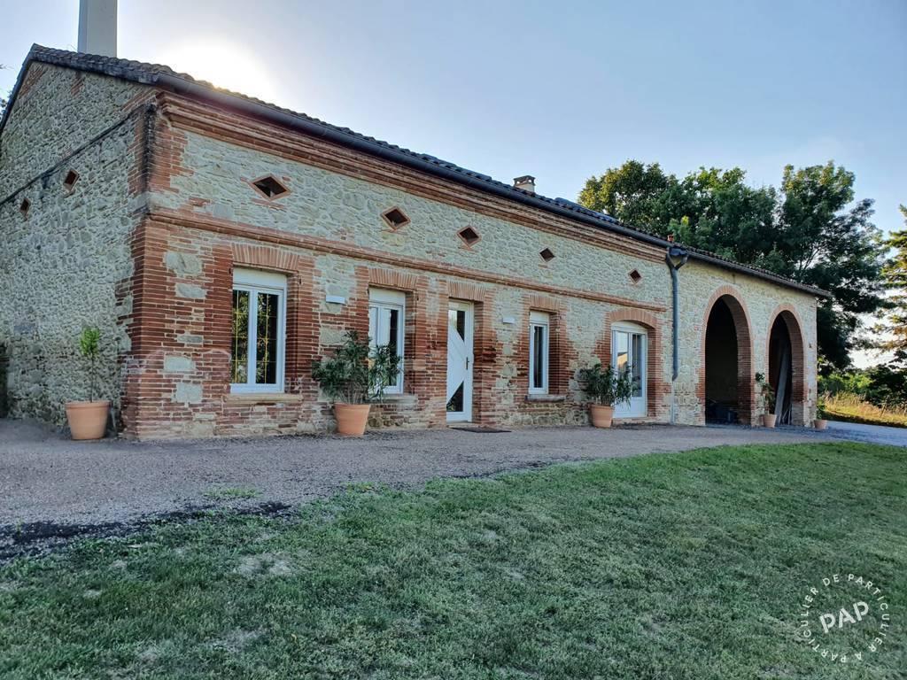 Vente Maison La Salvetat-Lauragais (31460) 170m² 505.000€