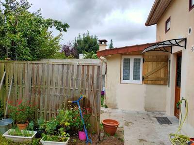 Saint-Maur-Des-Fossés (94100) +Jardin 50M²