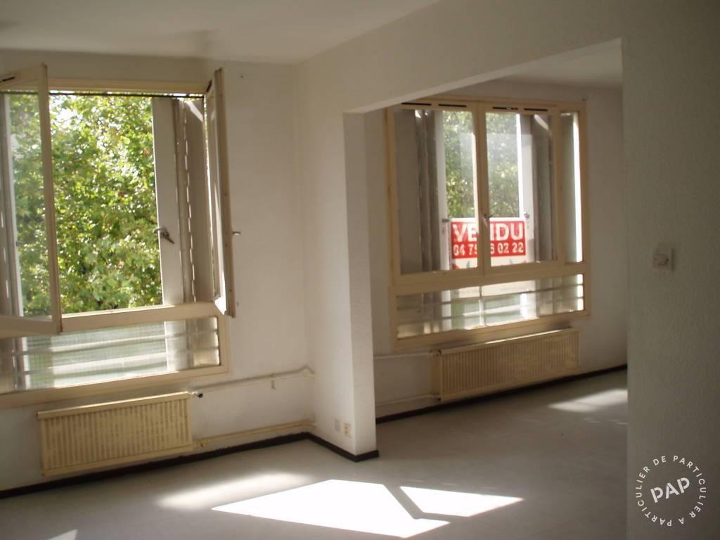Vente Appartement Valence (26000) 76m² 75.200€
