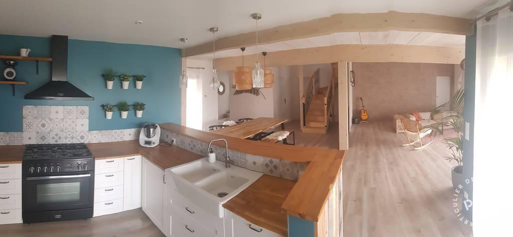 Vente Maison Saint-Bonnet-Près-Riom (63200) 200m² 615.000€