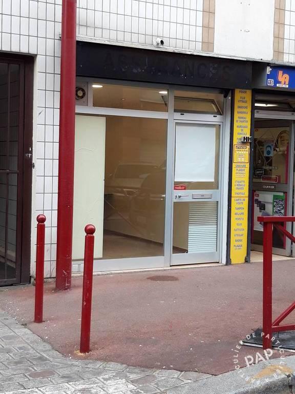 Location Local d'activité Le Pré-Saint-Gervais 20m² 800€
