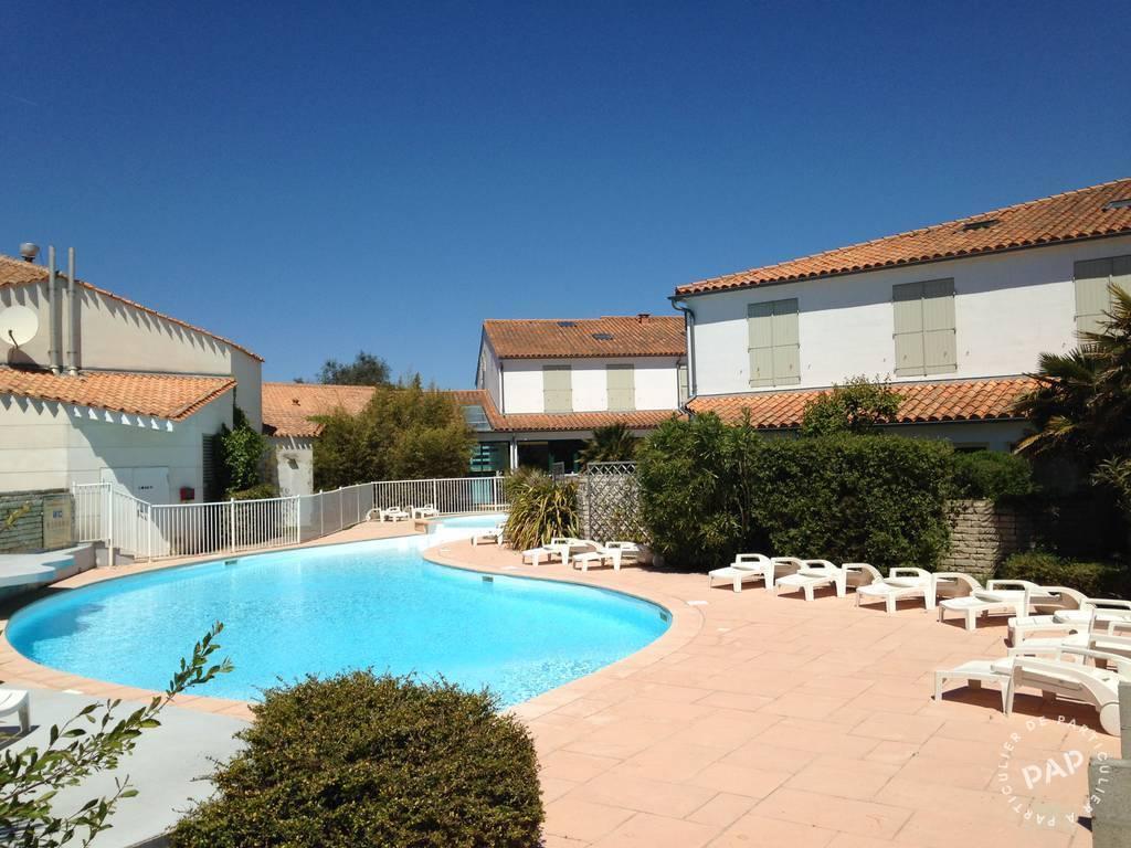 Vente Appartement La Couarde-Sur-Mer (17670) 39m² 365.000€