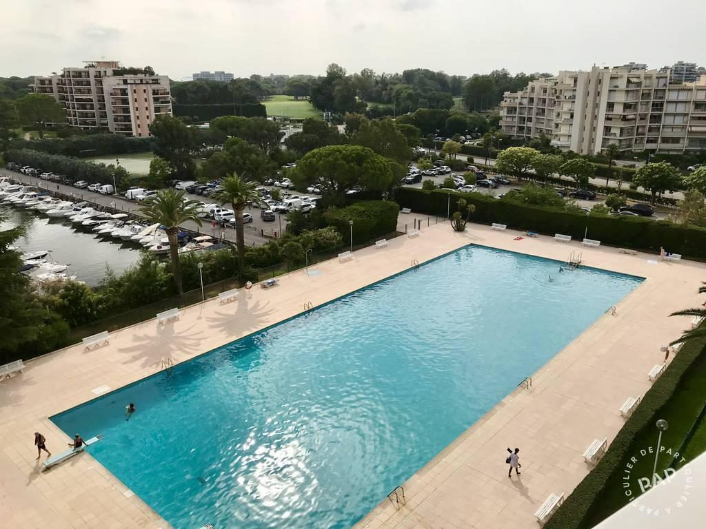 Vente appartement 3 pièces Mandelieu-la-Napoule (06210)