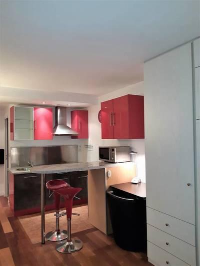Vente studio 26m² Paris 16E (75016) - 318.000€