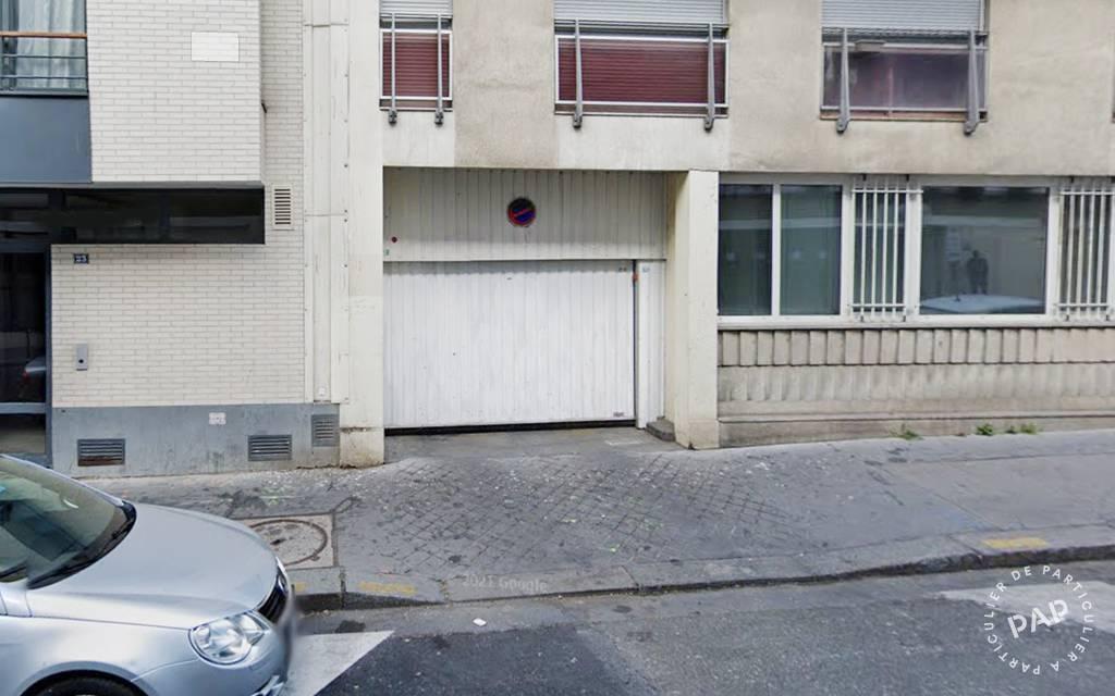 Location Garage, parking Paris 10E (75010)  100€