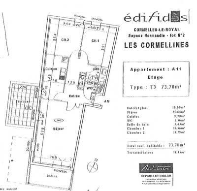Cormelles-Le-Royal (14123)