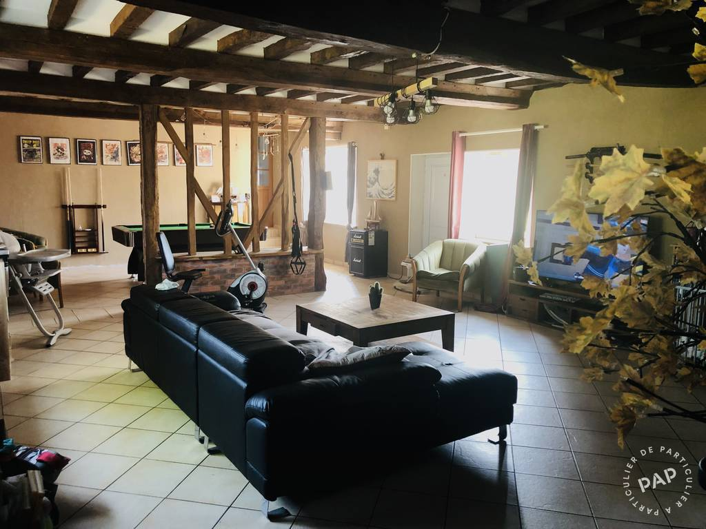 Vente immobilier 398.000€ Tour-En-Bessin (14400)