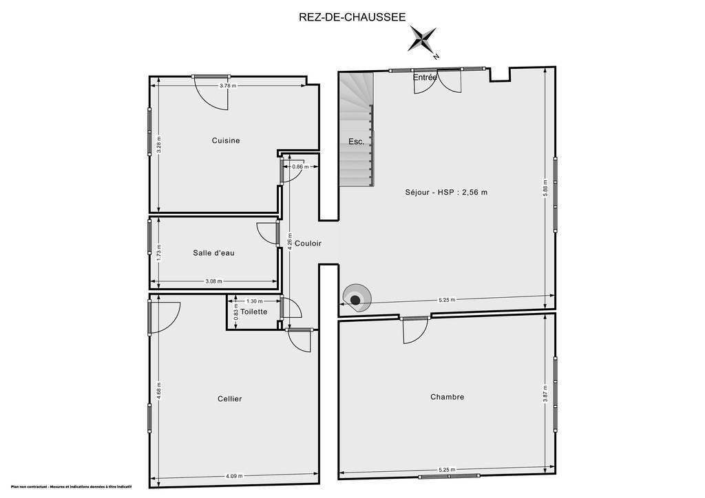 Maison La Groutte 165.000€