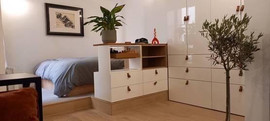 Vente appartement 2pièces 35m² Paris 17E (75017) - 410.000€