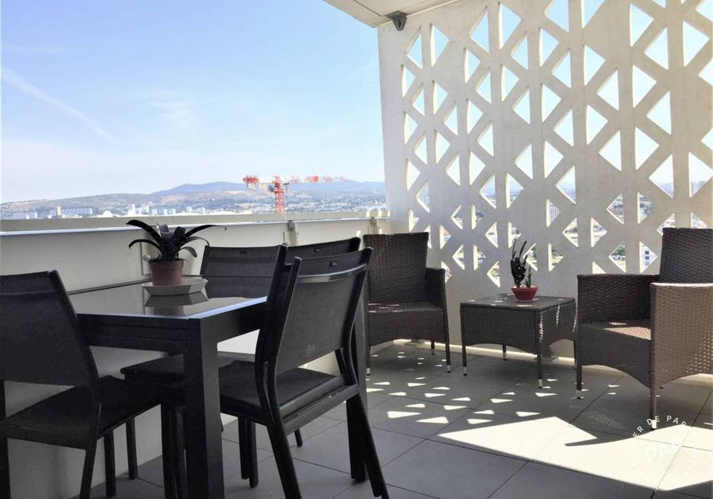 Vente Appartement Marseille 15E (13015) 57m² 179.000€