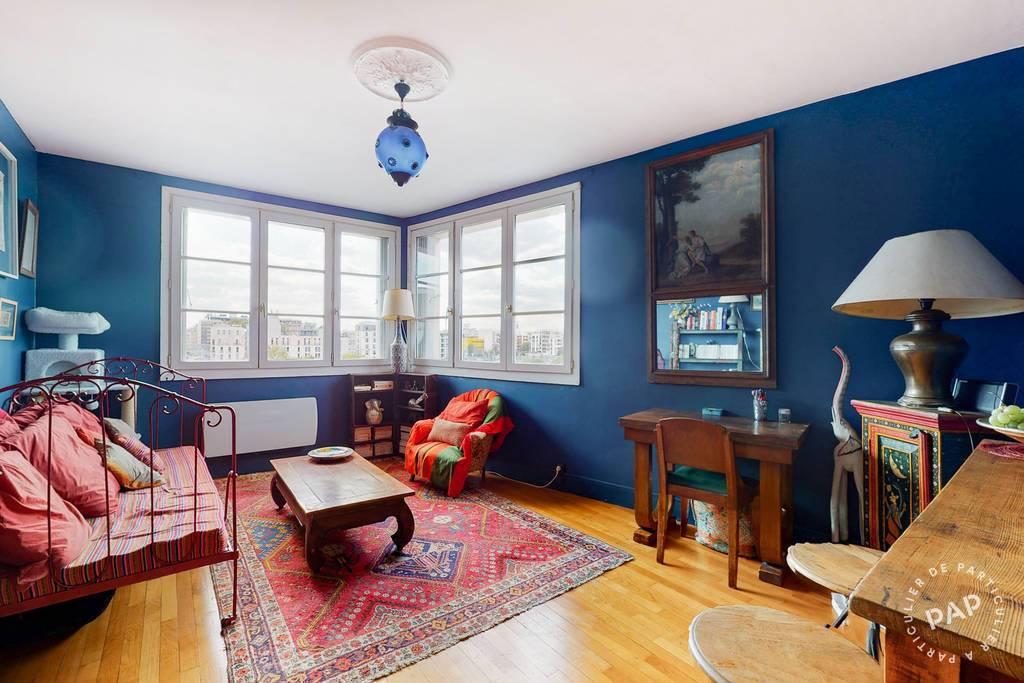 Vente Appartement Paris 19E (75019) 44m² 420.000€