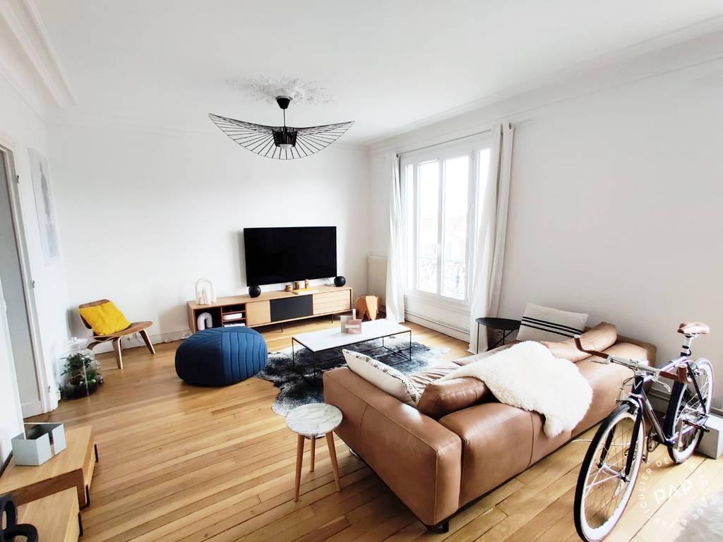 Vente Appartement Asnières-Sur-Seine (92600) 65m² 469.000€