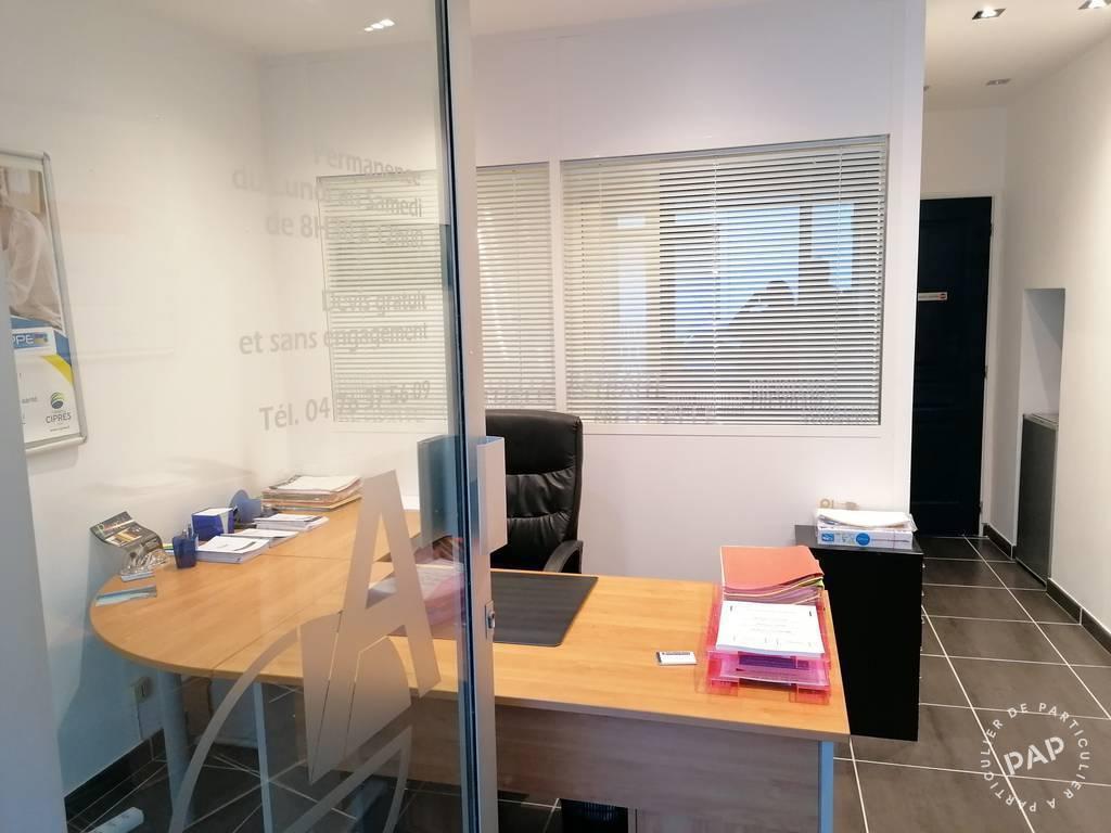Location Bureaux et locaux professionnels Moirans (38430) 22m² 540€