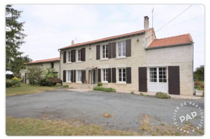 Vente Maison La Foye-Monjault (79360) 212m² 299.900€
