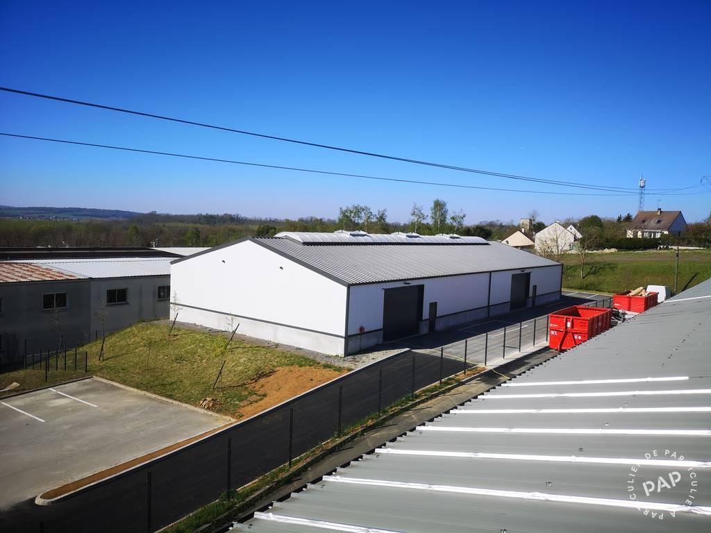 Vente et location Local d'activité Lizy-Sur-Ourcq (77440) 657m² 850.000€