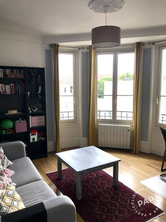 Vente Appartement Saint-Germain-En-Laye (78100) 55m² 440.000€