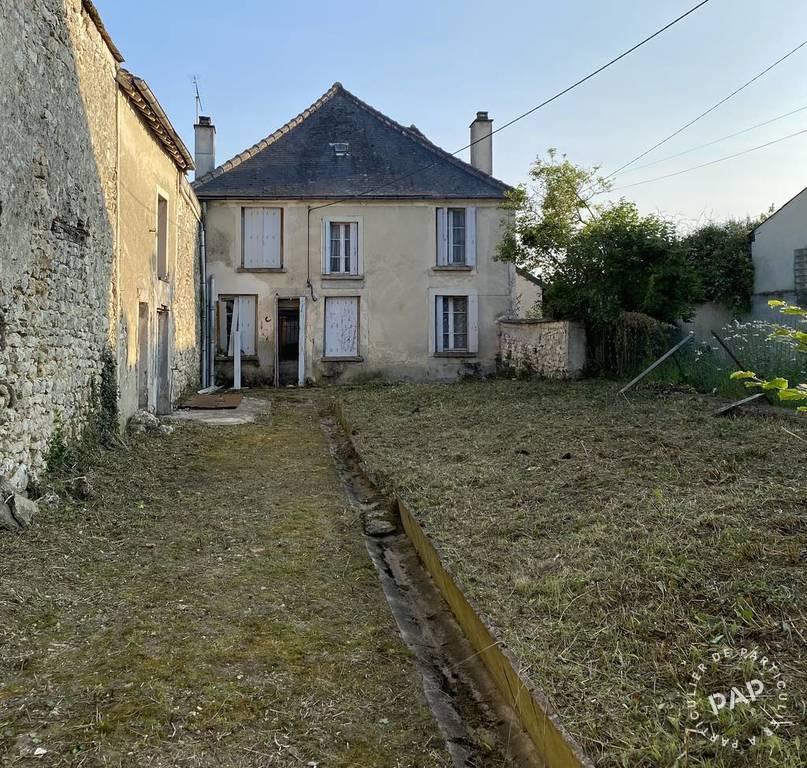 Vente Maison Vandières (51700) 60m² 59.000€