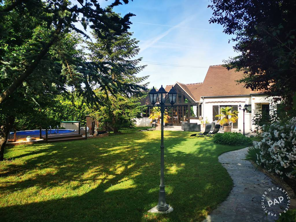 Vente Maison Mériel (95630) 212m² 670.000€