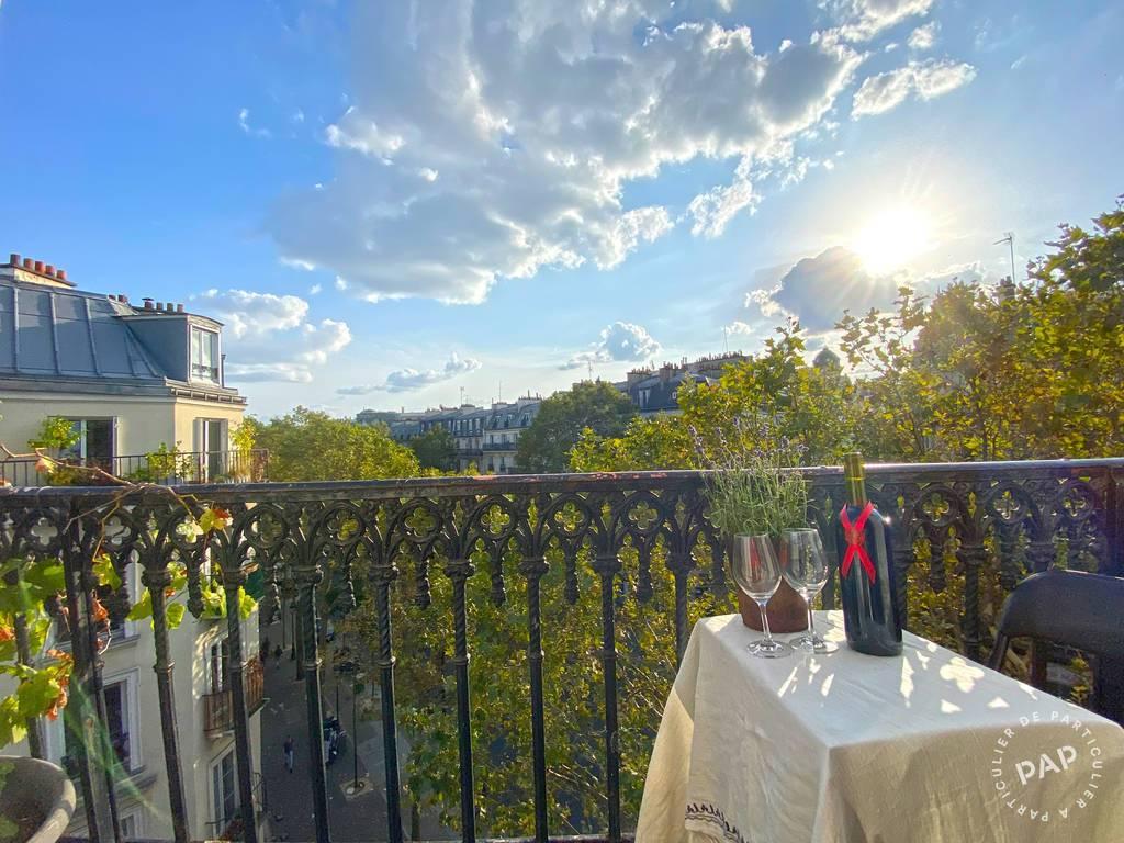Vente Appartement Paris 18E (75018) 75m² 780.000€