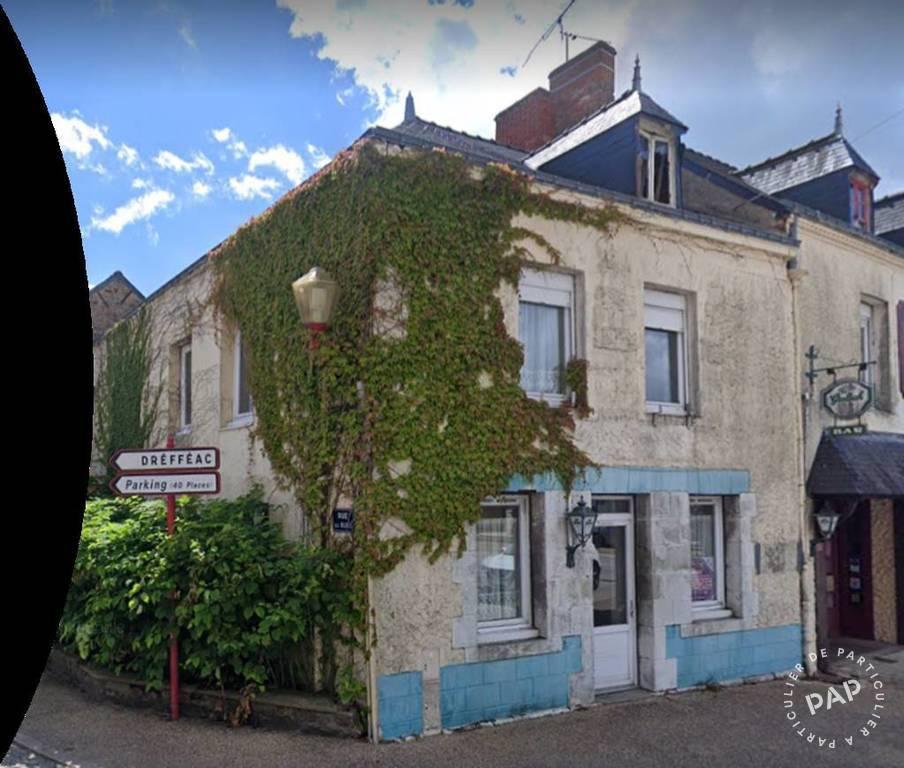 Vente Maison Missillac (44780) 200m² 130.000€