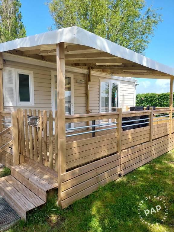 Vente Chalet, mobil-home Nogent-Sur-Oise (60180)  28.000€