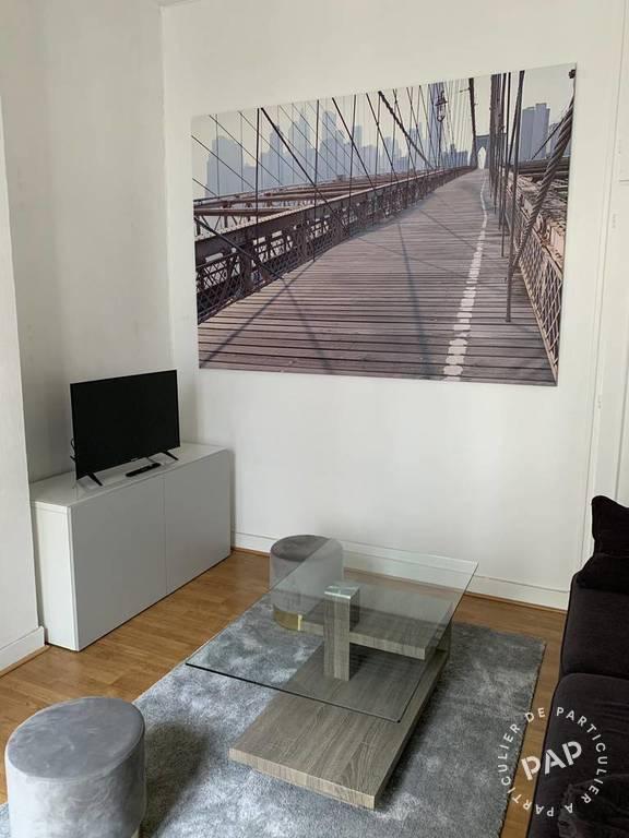 Location Appartement Paris 10E (75010) 37m² 1.400€