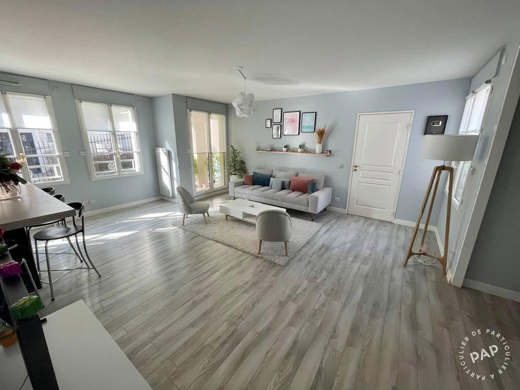 Vente Appartement Le Plessis-Robinson (92350) 90m² 595.000€
