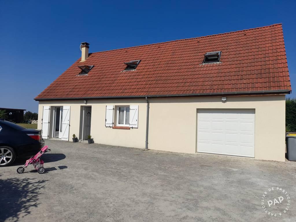 Vente Maison Le Châtelet (18170) 122m² 149.000€