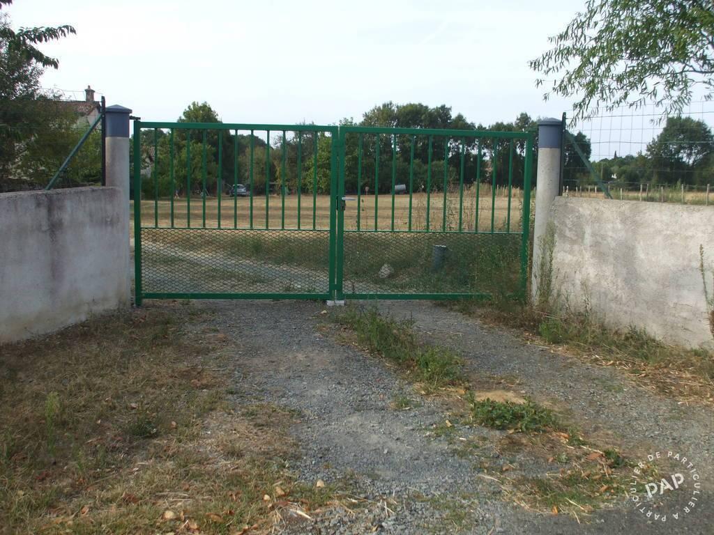 Vente Terrain Azay-Le-Brûlé (79400)  220.000€