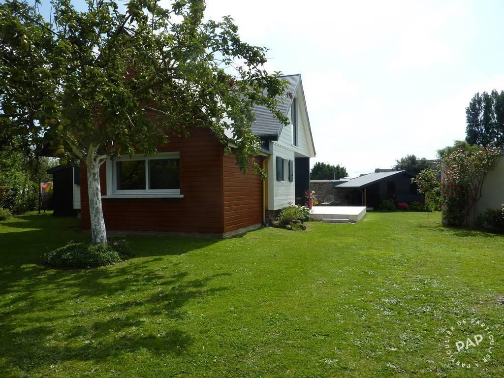 Vente Maison Bricqueville-Sur-Mer (50290) 84m² 280.000€