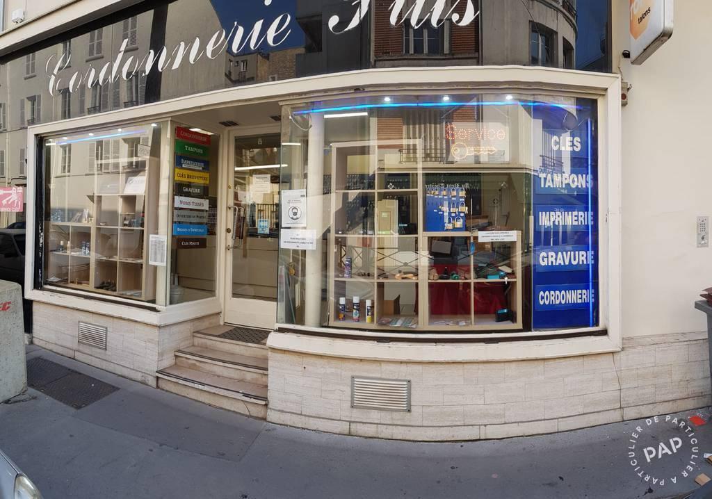 Vente et location Fonds de commerce Asnières-Sur-Seine (92600) 50m² 90.000€