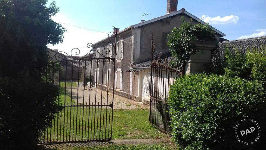 Vente Maison À 25 Km De Niort 220m² 210.000€