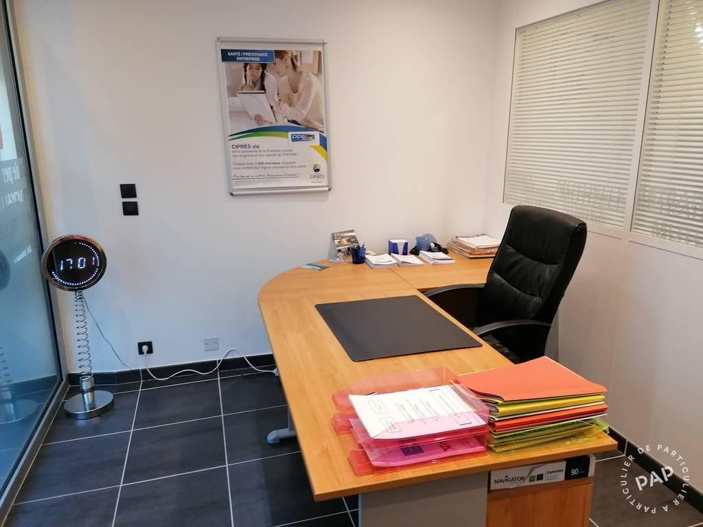 Location Bureaux et locaux professionnels Moirans (38430)
