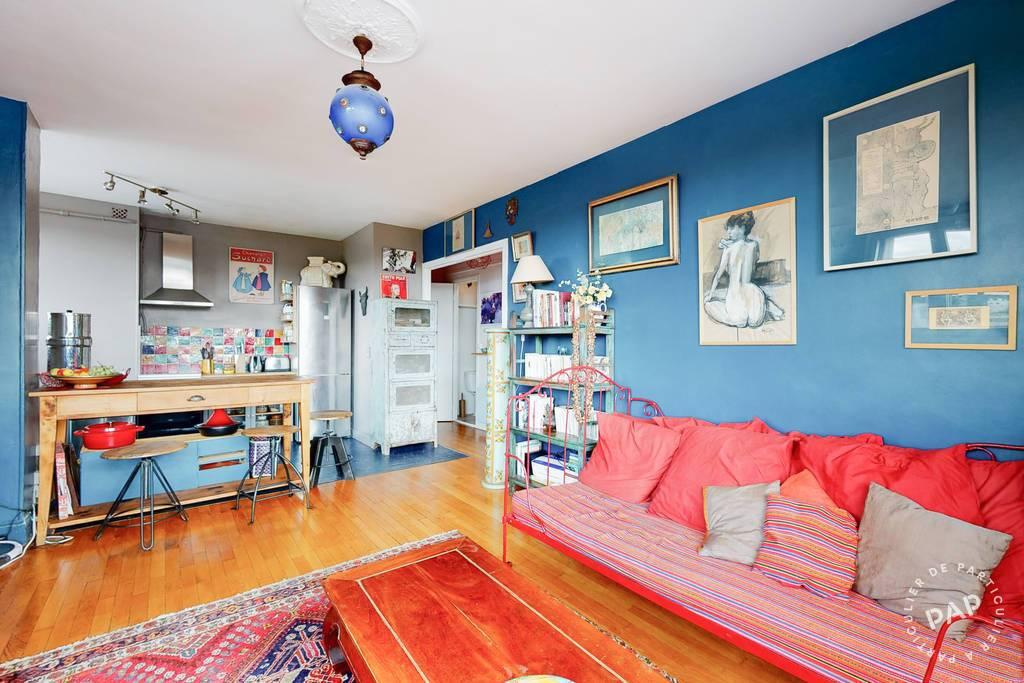 Vente immobilier 420.000€ Paris 19E (75019)