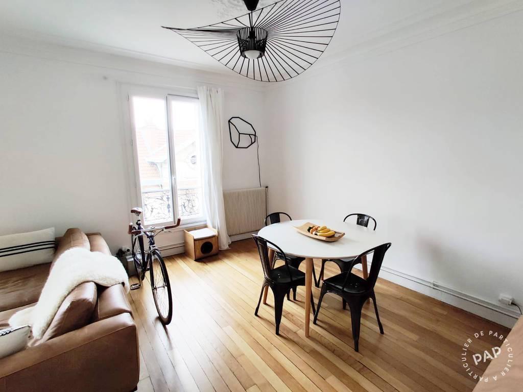 Vente immobilier 469.000€ Asnières-Sur-Seine (92600)