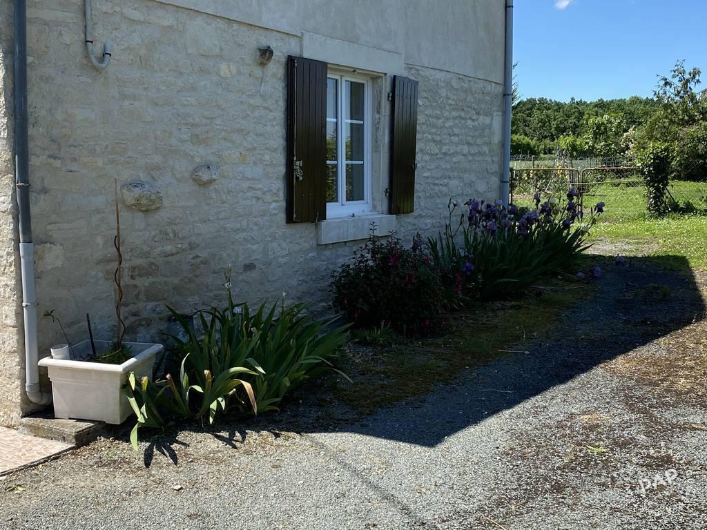 Vente immobilier 299.900€ La Foye-Monjault (79360)