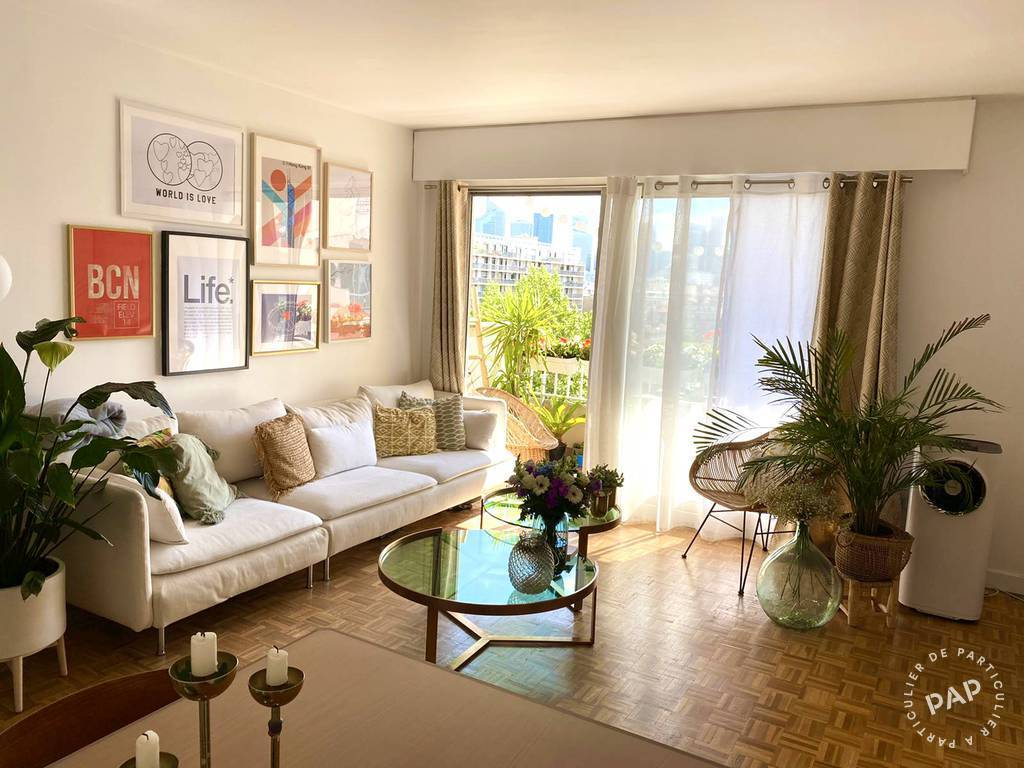 Vente immobilier 445.000€ Courbevoie (92400)