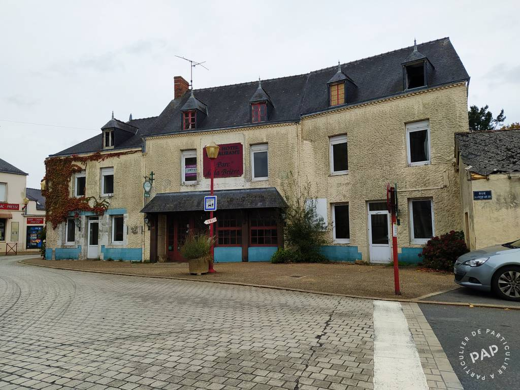 Vente immobilier 130.000€ Missillac (44780)