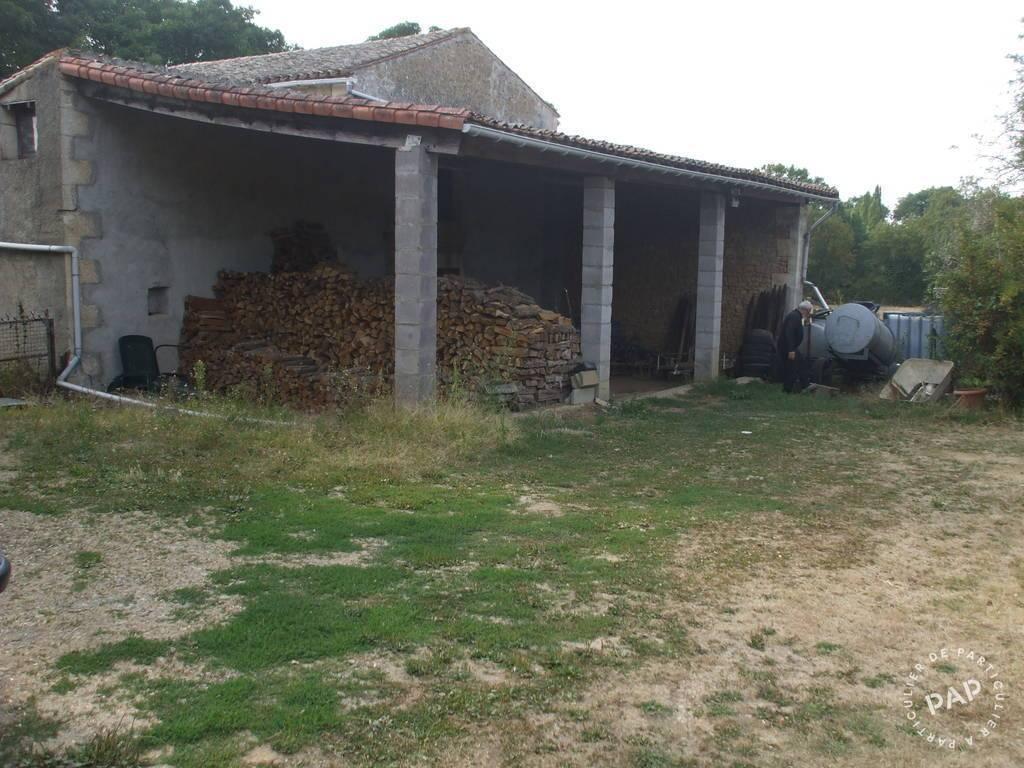Vente immobilier 220.000€ Azay-Le-Brûlé (79400)