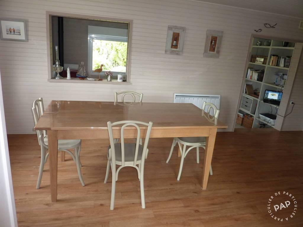 Vente immobilier 280.000€ Bricqueville-Sur-Mer (50290)