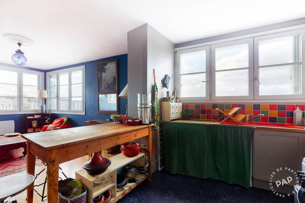 Appartement Paris 19E (75019) 420.000€