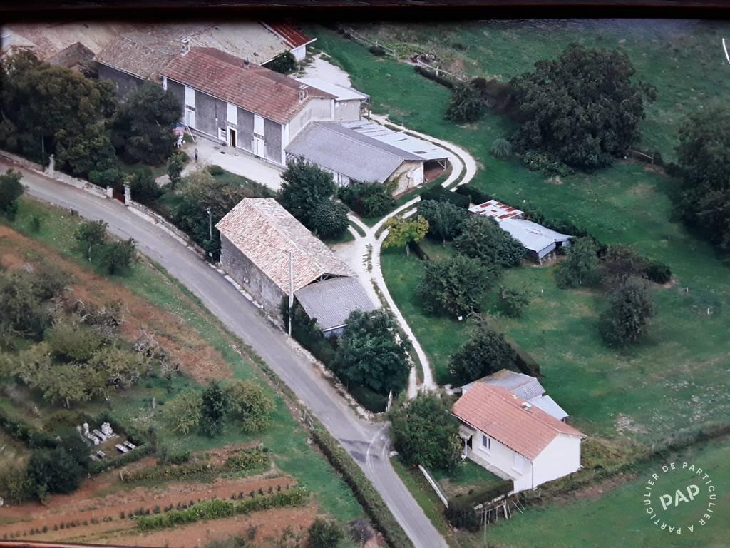Maison À 25 Km De Niort 210.000€