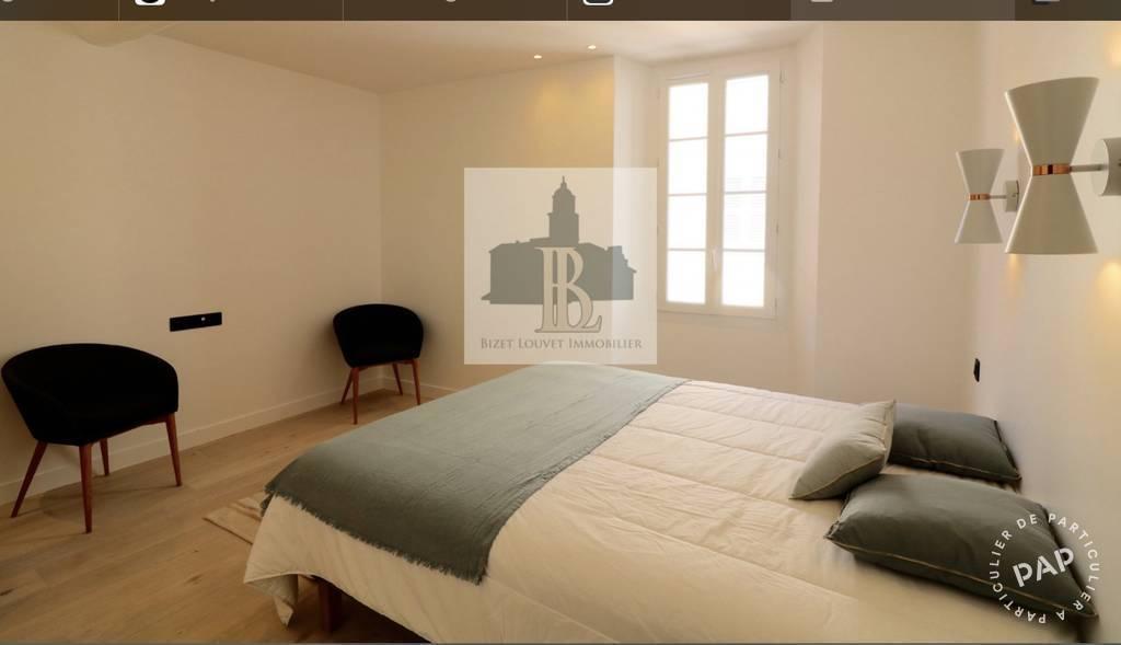 Appartement 955.000€ 85m² Saint-Tropez (83990)