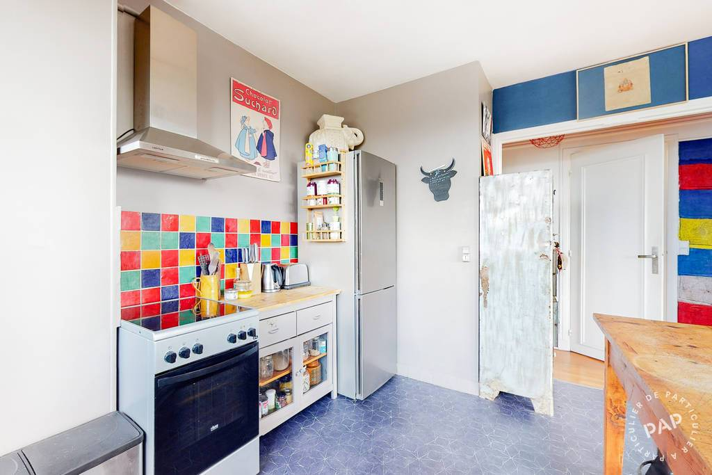 Appartement 420.000€ 44m² Paris 19E (75019)
